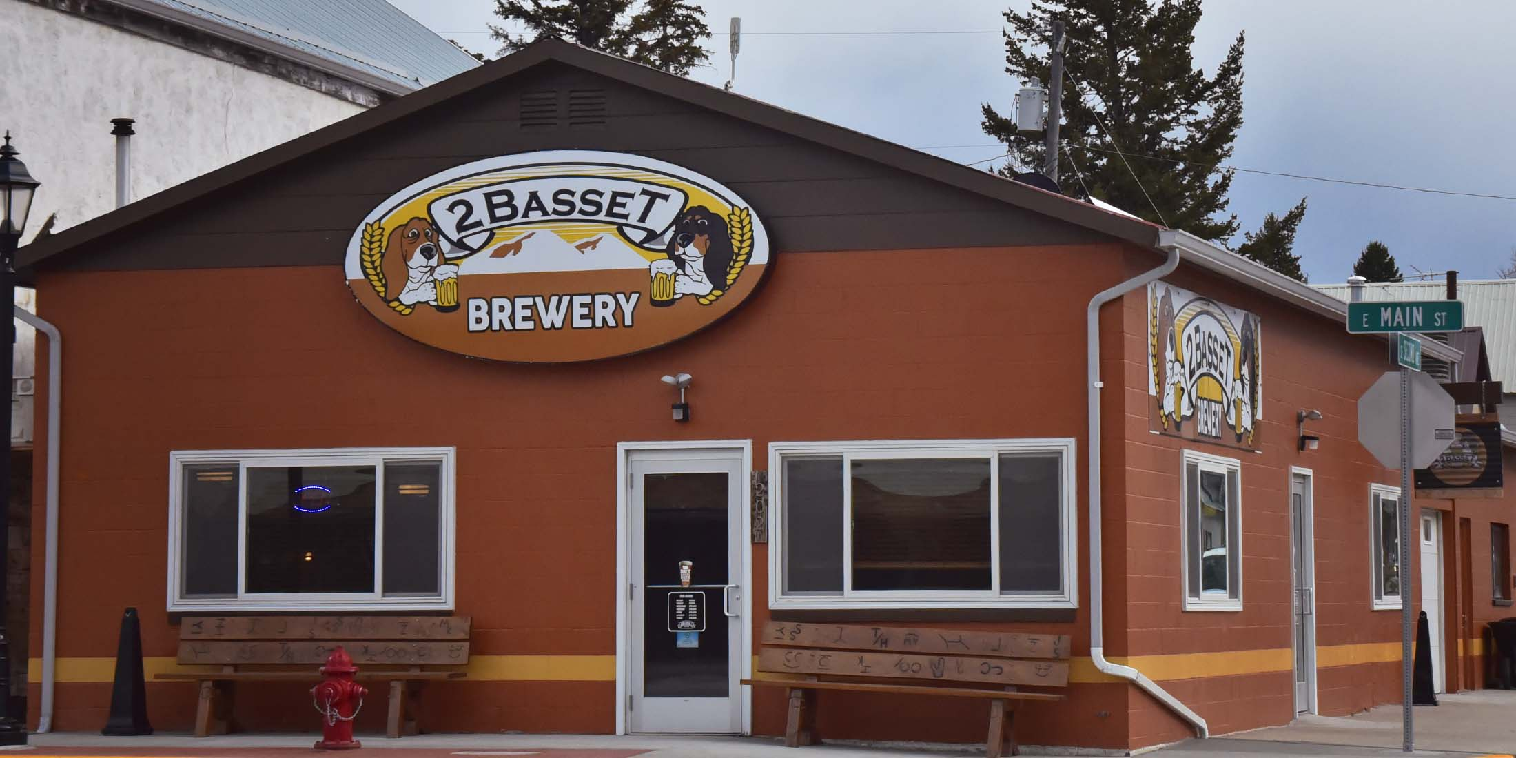 Experience the 2 Basset Fever! Excellent brews and good times located at 202 E Main St, White Sulphur Springs, MT 59645