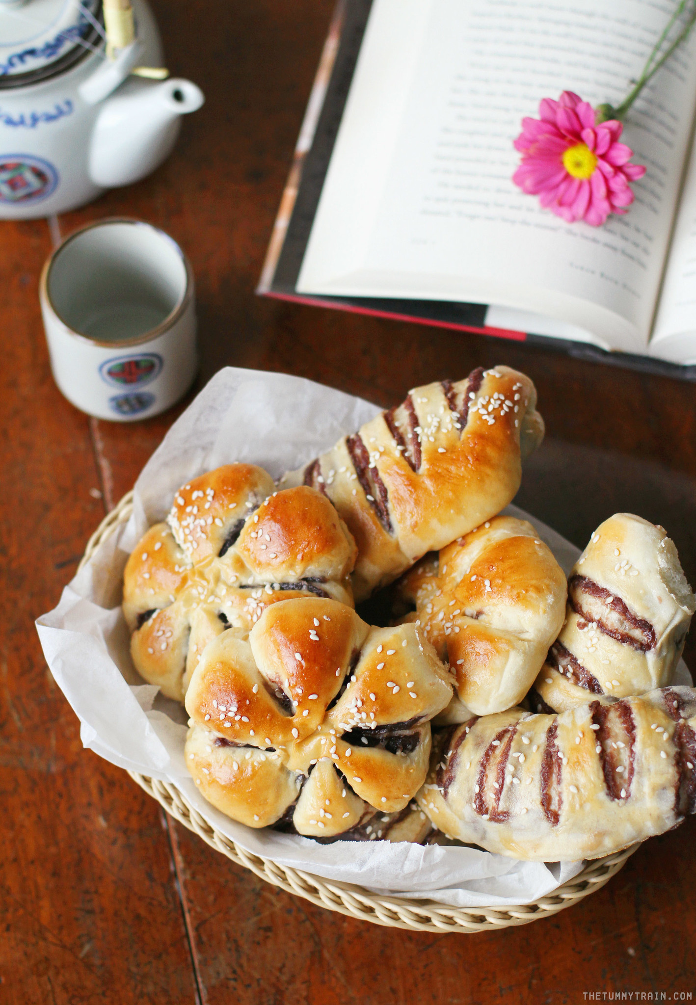33715672756 a73efd2bdc k - The surprising charms of Asian Red Bean Bread