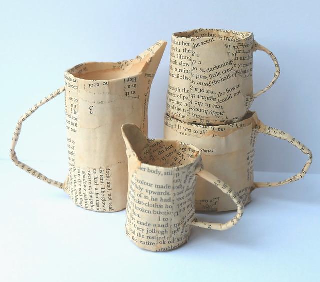 paper vessels