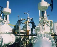 Producción de crudo en Colombia