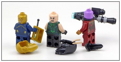 LEGO SuperHeroes Guardians of the Galaxy Vol 2 (2017) figures15