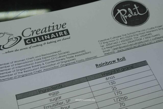 Creative Culinaire