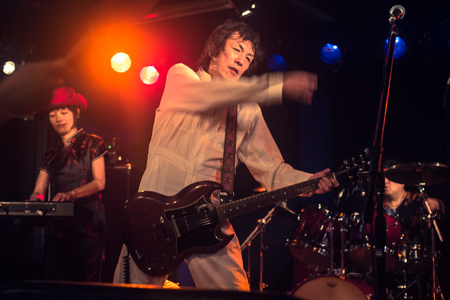Blue禅 live at 獅子王, Tokyo, 13 Apr 2017 -00022