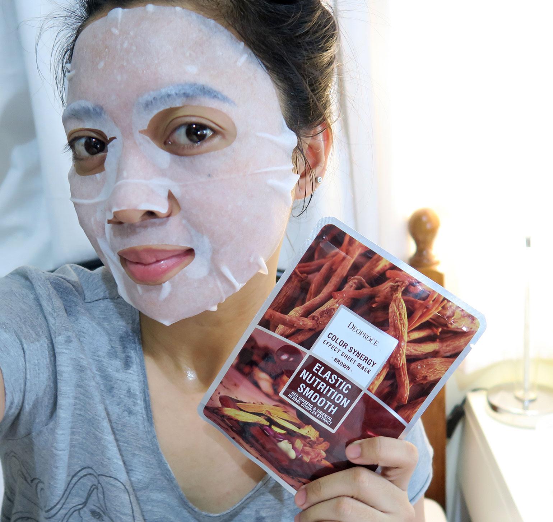 6 Watsons Mask Challenge - Watsons KBeauty - Gen-zel.com(c)