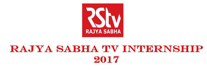Rajya Sabha Internship