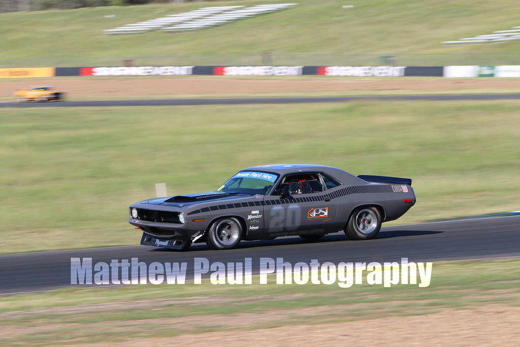 New Trans Am >> 2014 Ipswich Festival Of Cars - Australian Trans Am - Ian … | Flickr