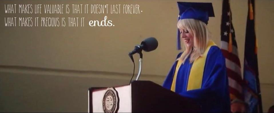 gwen stacy graduation speech spiderman 2 spiderman 2014 ... Emma Stone Instagram
