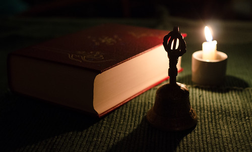 bell, book and candle (205/365) | by Tim Pierce