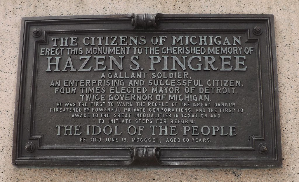Image result for hazen pingree detroit