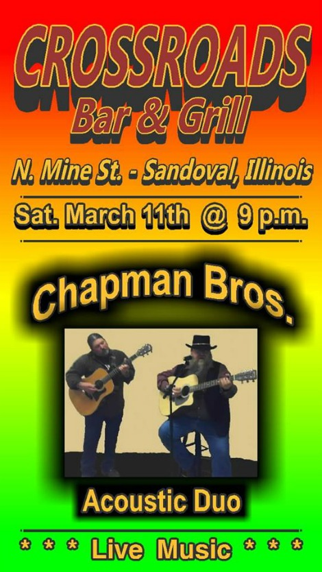 Chapman Bros. 3-11-17