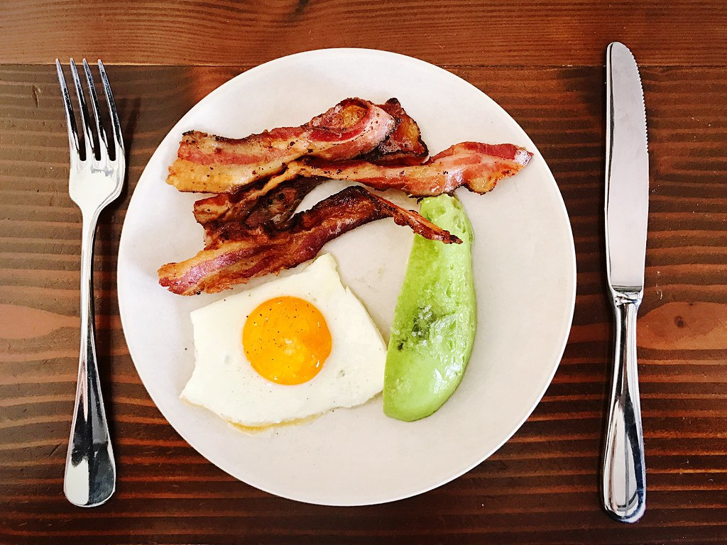 Ketogenic Keto KetogenicDiet Breakfast // Plate Fork Food … | Flickr