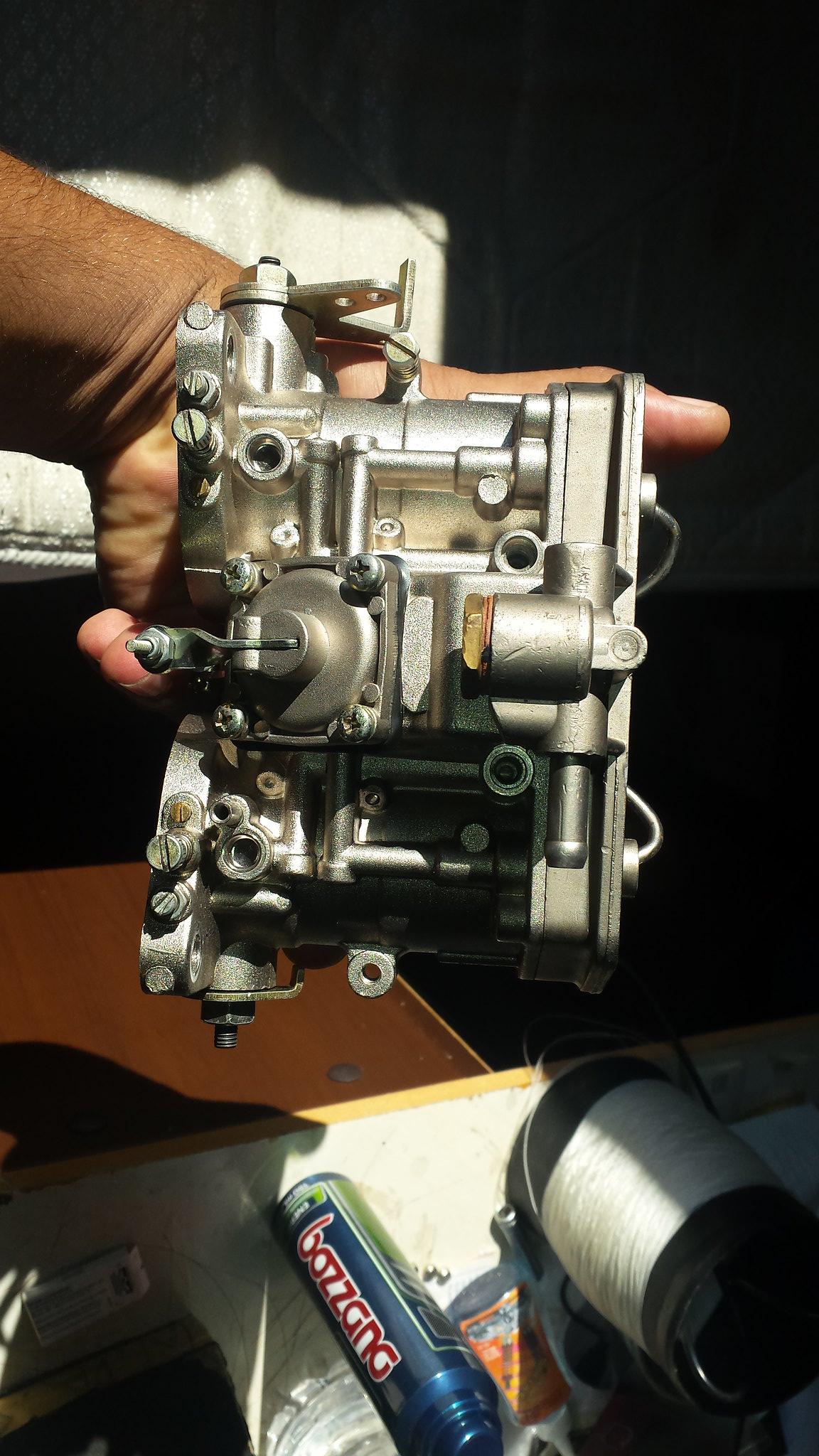 Turbo - Preparação para o Diplomata 88 4 cilindros turbo  33198043210_8ce50483e6_k