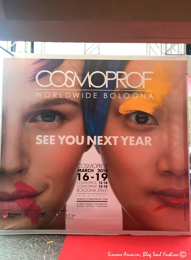 Até o próximo ano Cosmoprof Bologna.