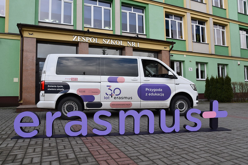 Erasmus+ Bus, Ostrów Mazowiecka