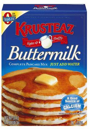 Krusteaz Pancake Mix Deal