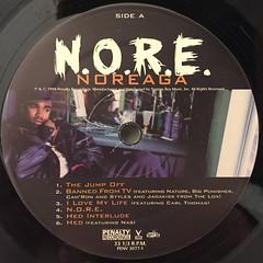 NOREGA:N.O.R.E.(LABEL SIDE-A)