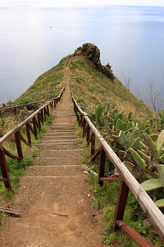 Madeira - Miradouro do Cristo Rei do Garajau