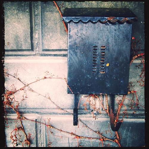 April 6 - Letterbox