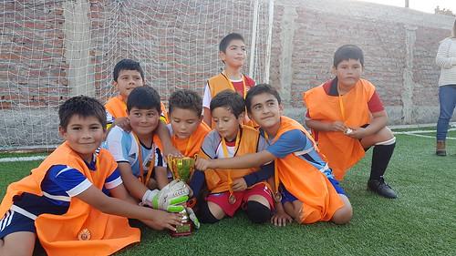 Premiación y cierre Copa Futbolito 2017