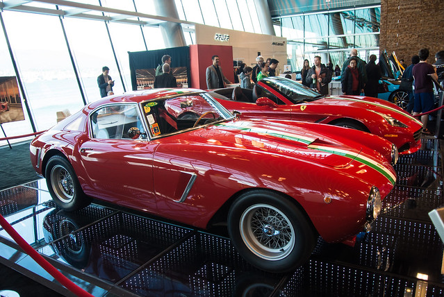 1960 Ferrari 250 SWB Competition