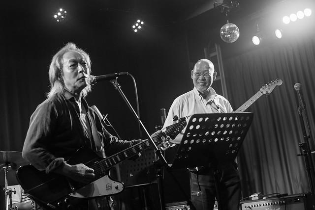 East Blues Jam at 御苑サウンド, Tokyo, 21 Apr 2017 -00049