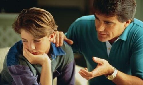 famiglia e comunicazione con adolescenti