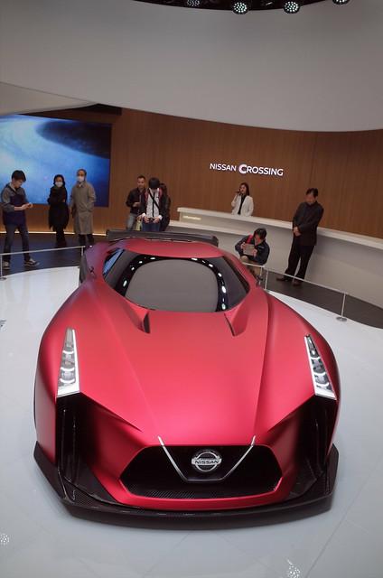 NISSAN CONCEPT 2020 Vision Gran Turismo 17