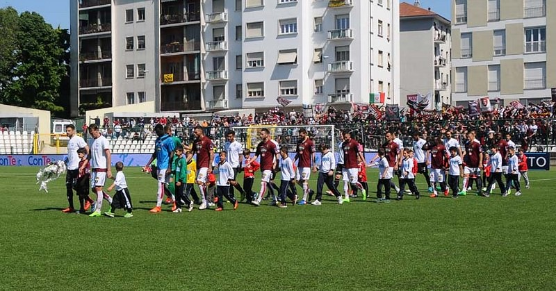 Pro-Vercelli vs Salernitana