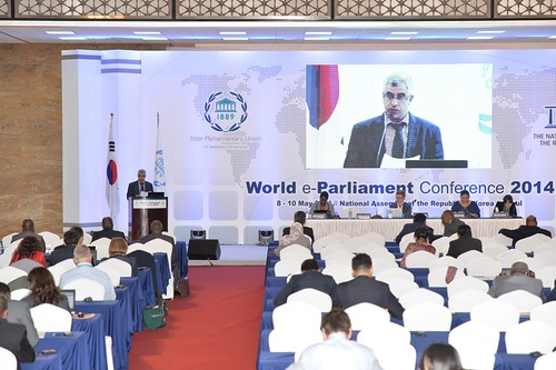 #wepc2014 Effective partnerships | by Inter-Parliamentary Union