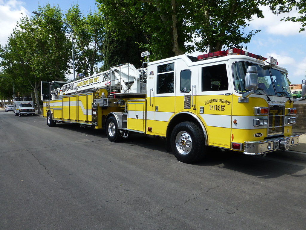 Garden Grove Fire Department Mike Flickr