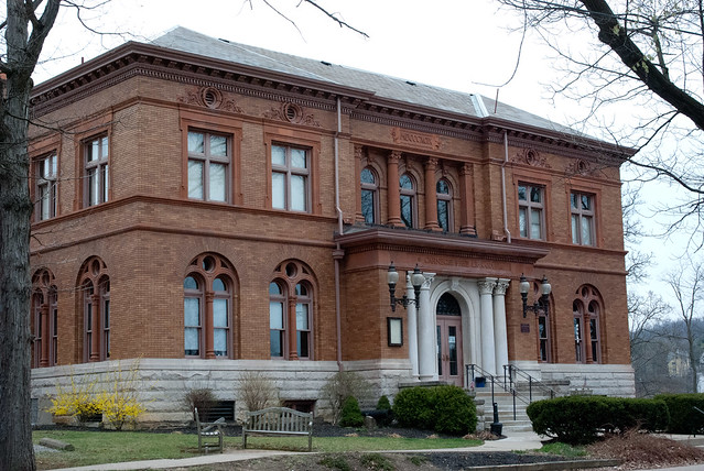 Andrew Carnegie Free Library (1901) | Flickr - Photo Sharing! Andrew Carnegie Library