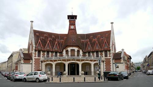 Bordeaux bastide gironde entr e de la maison cantonale for Architecte 3d wikipedia
