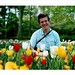 #Roidweek day 4, Picture 1: Me & The Tulips
