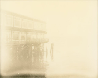 ghost pier | by nessavay