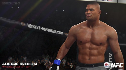EA SPORTS UFC - Alistair Overeem | by easports_ufc