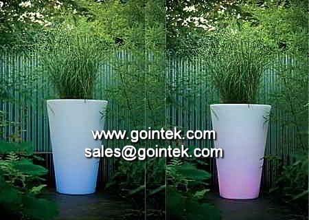 Vasi da giardino illuminato grandi vasi da giardino led c for Grandi vasi da giardino