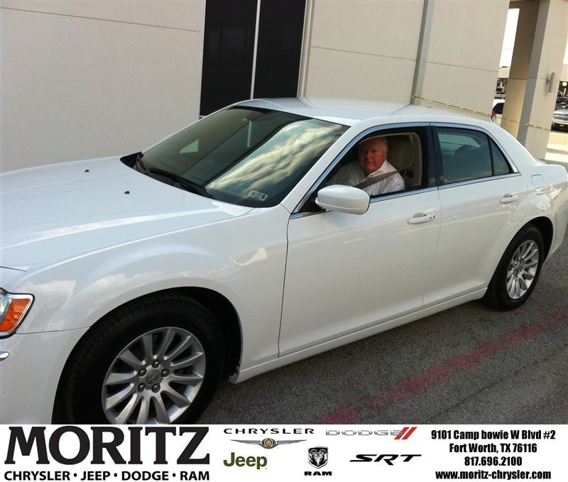 Congratulations To JK Henderson On Your #Chrysler #300 Pur