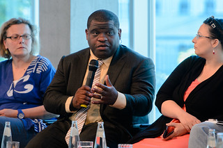 Gary Younge | by boellstiftung