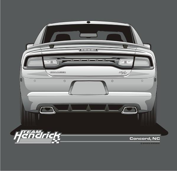 ... Hendrick Chrysler Dodge Jeep Ram   Concord, NC | By Excel Sportswear  Tees