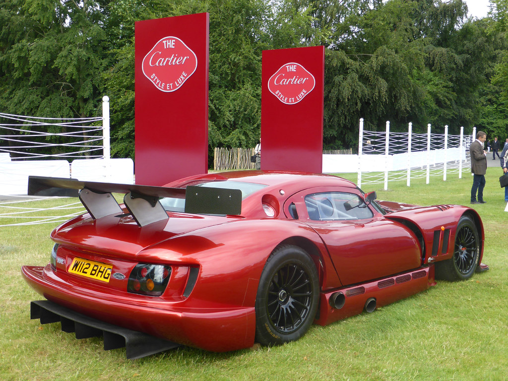 1999 TVR Cerbera Speed 12   Known internally as the Project …   Flickr