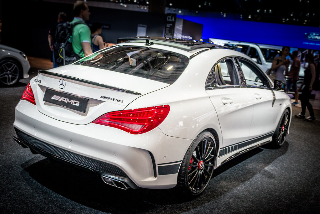 Mercedes Benz Cla  Youtube