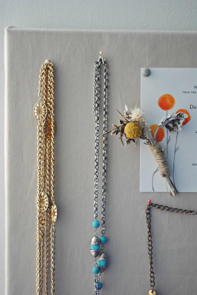 DIY Linen Board