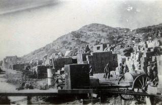A tidy, organised Anzac Cove