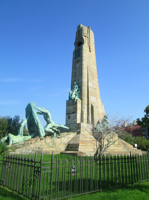 Monument to Evaristo Churruca 4