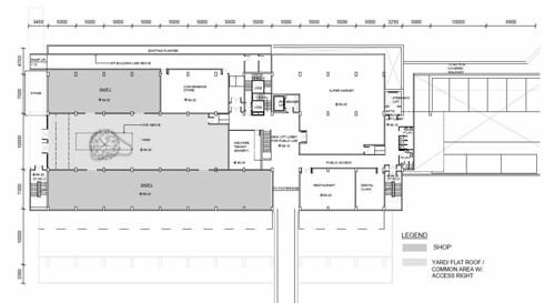 HM Floor Plan level4 bw