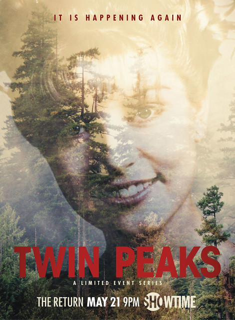 Twin Peaks 2017 Poster Laura