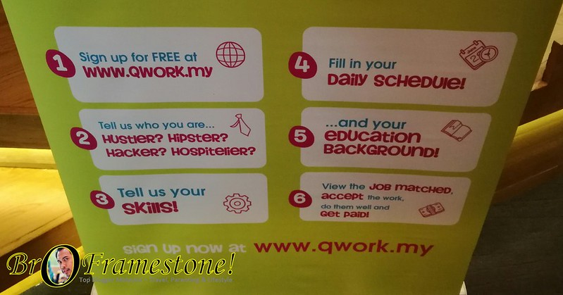 Qwork - Portal Pekerjaan