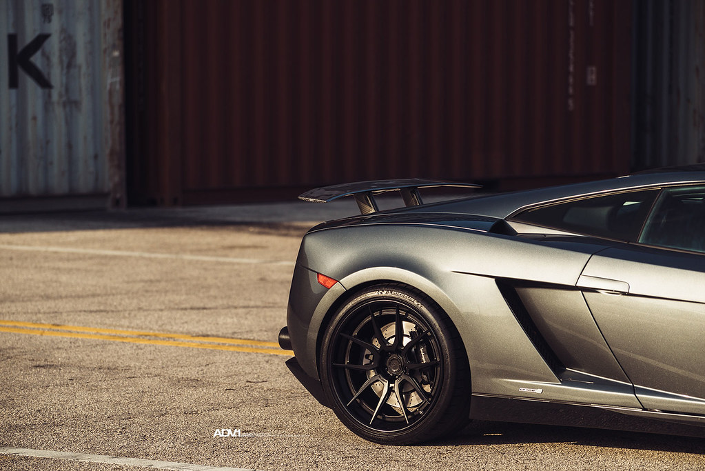... Lamborghini Gallardo LP550 2 ADV5.0 Track Spec CS | By ADV1WHEELS