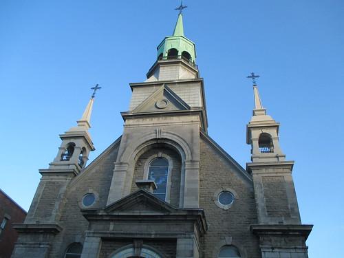 Towards Notre-Dame-de-Bon-Secours, Montréal (3)