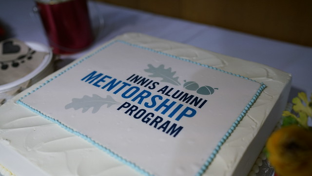 2016-17 Innis Alumni Mentorship Program - Wrap-up